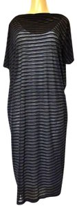 blue Maxi Dress by Jarbo Navy Layer
