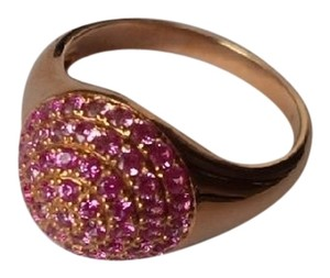 Pink Sapphire Rose Gold