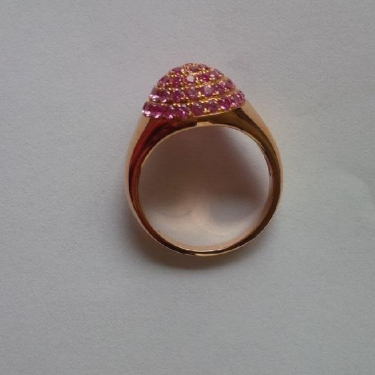 Other Pink Sapphire Rose Gold