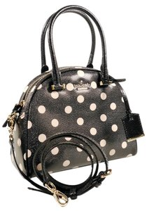 Kate Spade Satchel in Black Beige