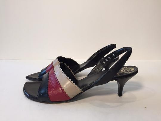 Other Black, Tan, Red Sandals