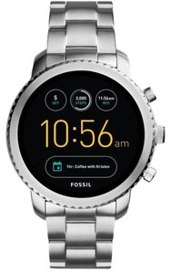 Fossil Fossil Q Gen 3 Explorist Bracelet Touchscreen Smart Watch FTW4000