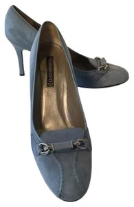 Claudia Ciuti Light Blue Pumps