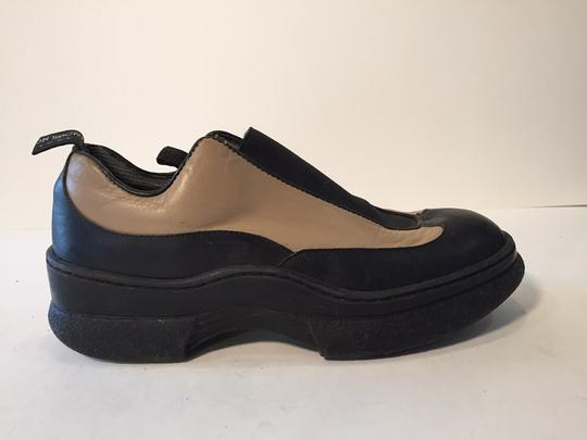Giraudon sport Tan and Brown Athletic