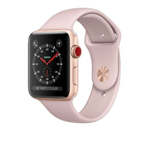 Apple Apple Watch 38mm Sand Pink Sport Bands (2 bands!)