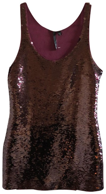 Item - Sequinned Mini Short Night Out Dress Size 6 (S)