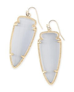 Kendra Scott Kendra Scott Skylar Arrowhead Earrings