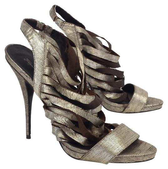 Preload https://item3.tradesy.com/images/elizabeth-and-james-jan-metallic-leather-strappy-sandals-size-us-9-2303967-0-0.jpg?width=440&height=440