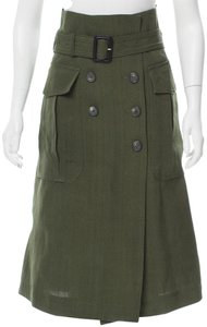 Céline Skirt Dark Green