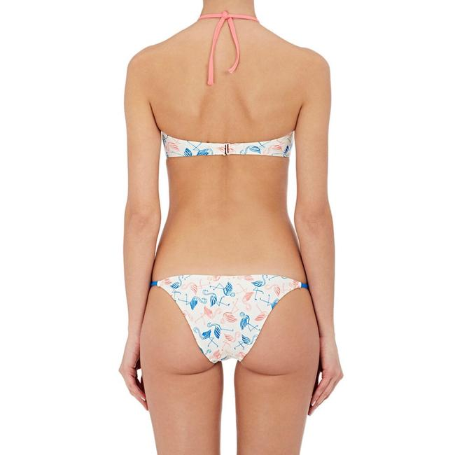 Solid & Striped New w/ Tag Poppy Delevingne Print Image 1