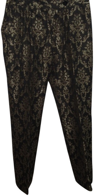 Preload https://item5.tradesy.com/images/etcetera-browngold-boot-cut-pants-size-8-m-29-30-2304014-0-0.jpg?width=400&height=650