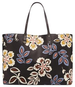 Tory Burch Spring Summer Large Tote in Floral