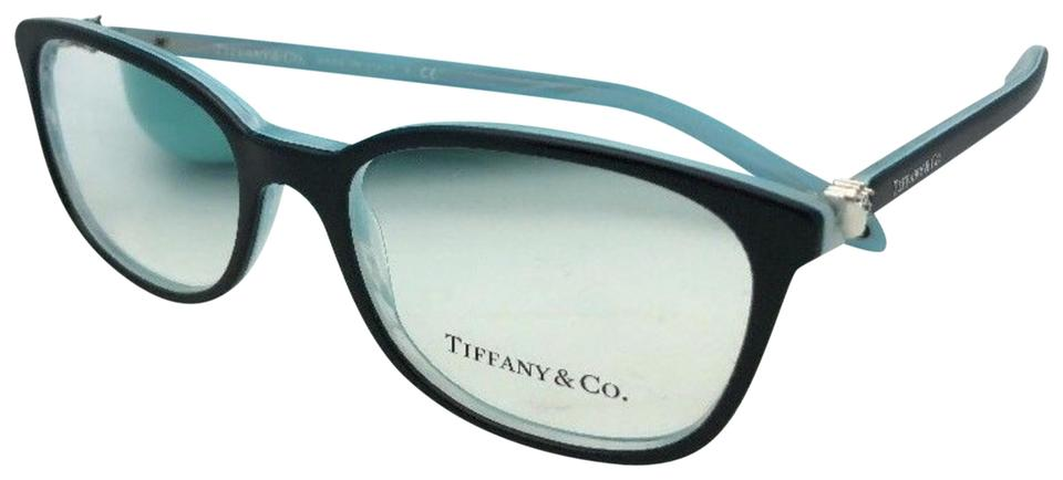 860c1b467c2 Tiffany   Co. Tf 2109-h-b 8193 51-17 Black On Blue W  Crystals+pearls  W Pearls Sunglasses