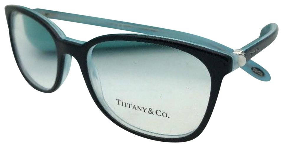 ccdc6d1cff52 Tiffany   Co. Tf 2109-h-b 8193 53-17 Black On Blue W  Crystals+pearls  W Pearls Sunglasses