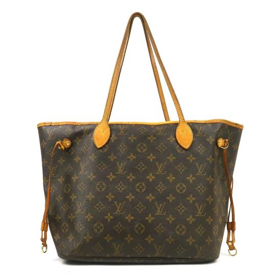 Preload https://img-static.tradesy.com/item/23040716/louis-vuitton-neverfull-mm-with-beige-lining-brown-leather-tote-0-2-540-540.jpg