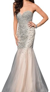 Terani Couture Sweetheart Prom Gemstones Dress