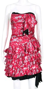 Marc by Marc Jacobs Cocktail Cocktail New With Tags Silk Prom Dress