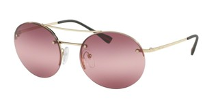 d7da9d53d8fc Prada Free 3 Day Shipping SPS 54R ZVN6M0 New Rounded Retro