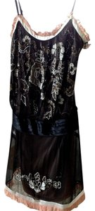 Sue Wong Beaded Great Gatsby Vintage Dress