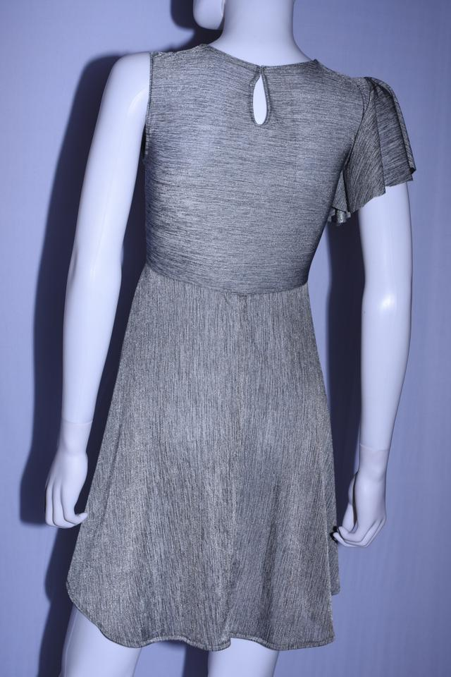 Lisa Nieves Silver - Length From Shoulder Down 33 1 2