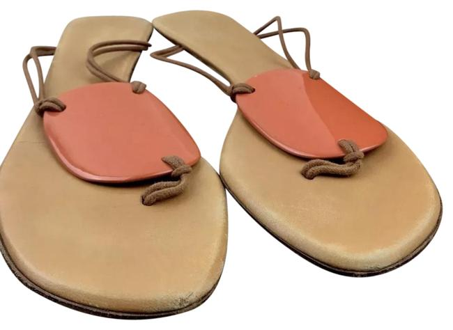 Item - Orange Slides Sandals Size US 10 Regular (M, B)