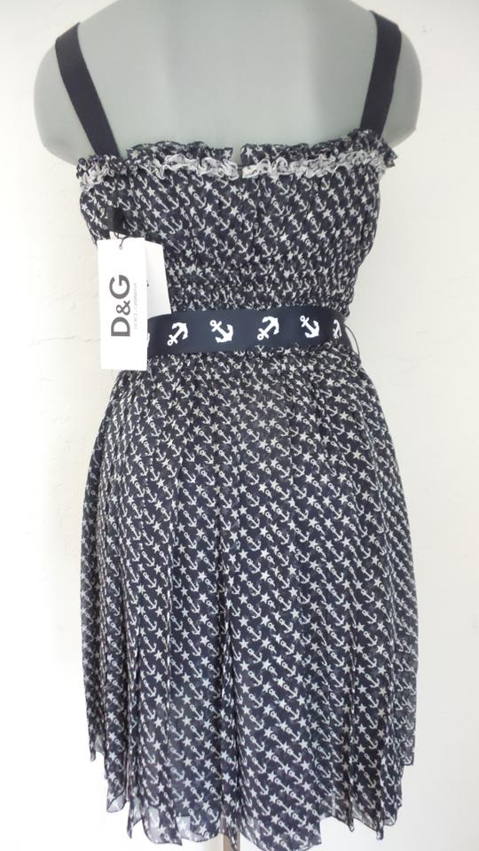 amp;Gabbana Night with Dress Dolce Anchors Out Printed dv8xwnUg