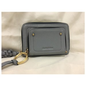 See by Chloé Camera Pocket Leather Wallet