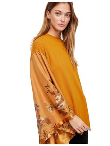 Free People Top Gold / Summer Sunset