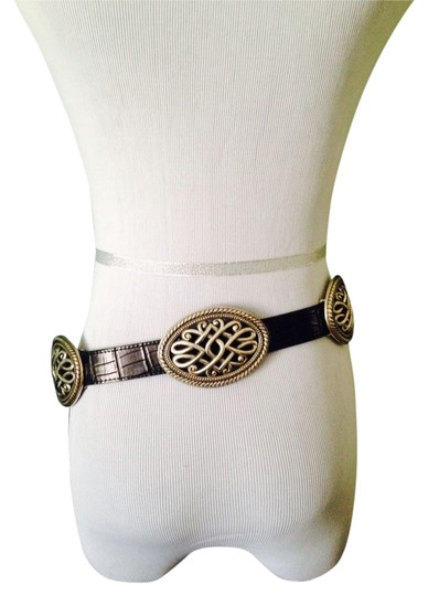 Preload https://item1.tradesy.com/images/blacksilver-not-brighton-leather-scroll-concha-belt-2304380-0-0.jpg?width=440&height=440