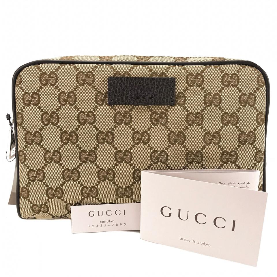 a433914a955 Gucci 449174 Cross Body Fanny Pack Multicolor Travel Bag Image 11.  123456789101112