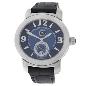 Ulysse Nardin Authentic Men's Ulysse Nardin Macho Palladium 278-70/632 Automatic