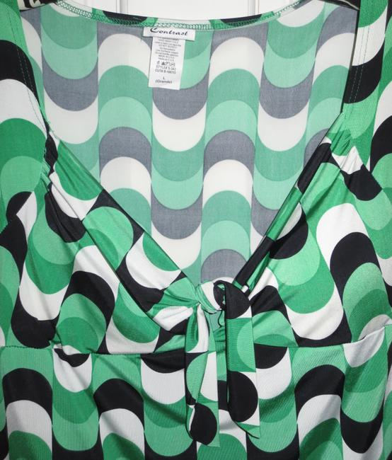 Other Top Green & Black