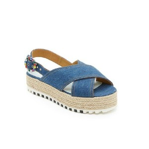 Marc Jacobs Denim Sandals