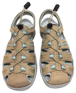 53142077303b Privo Casual Tan Sandals