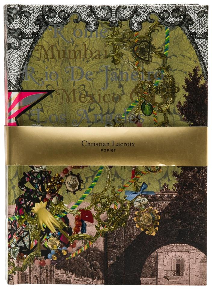 Lacroix Hardcover Voyage Journal