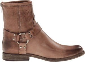 Frye 76870 Phillip Phillip Harness grey Boots