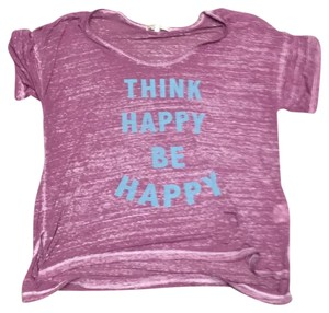 Threads 4 Thought T Shirt purple