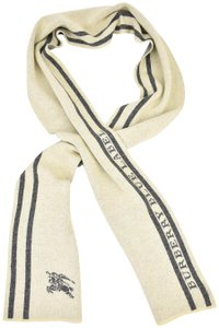"Burberry & ""Prorsum Knight"" 100% Wool, Long Scarf"