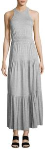 Grey Maxi Dress by Rebecca Taylor