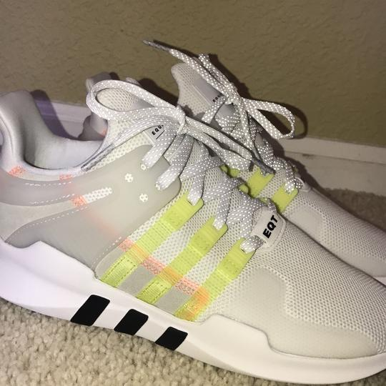 sale retailer 97394 22704 adidas Athleisure Casual White Athletic Image 5