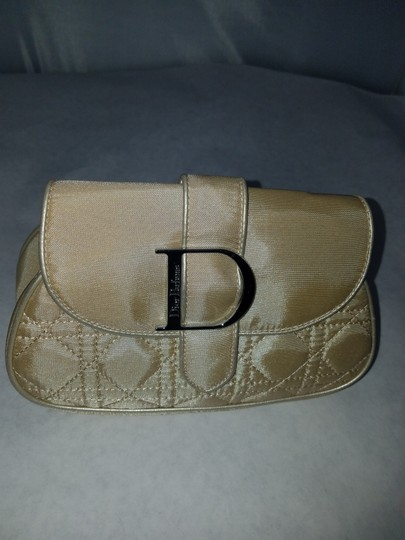 Dior Christian Dior Beauty White Makeup Cosmetic CASE SMALL Image 2