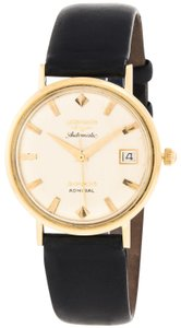 Longines Admiral 5 Stars 14K Yellow Gold Automatic Men's Watch (2701)