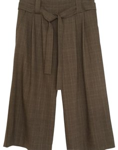 The Limited Capri/Cropped Pants Brown