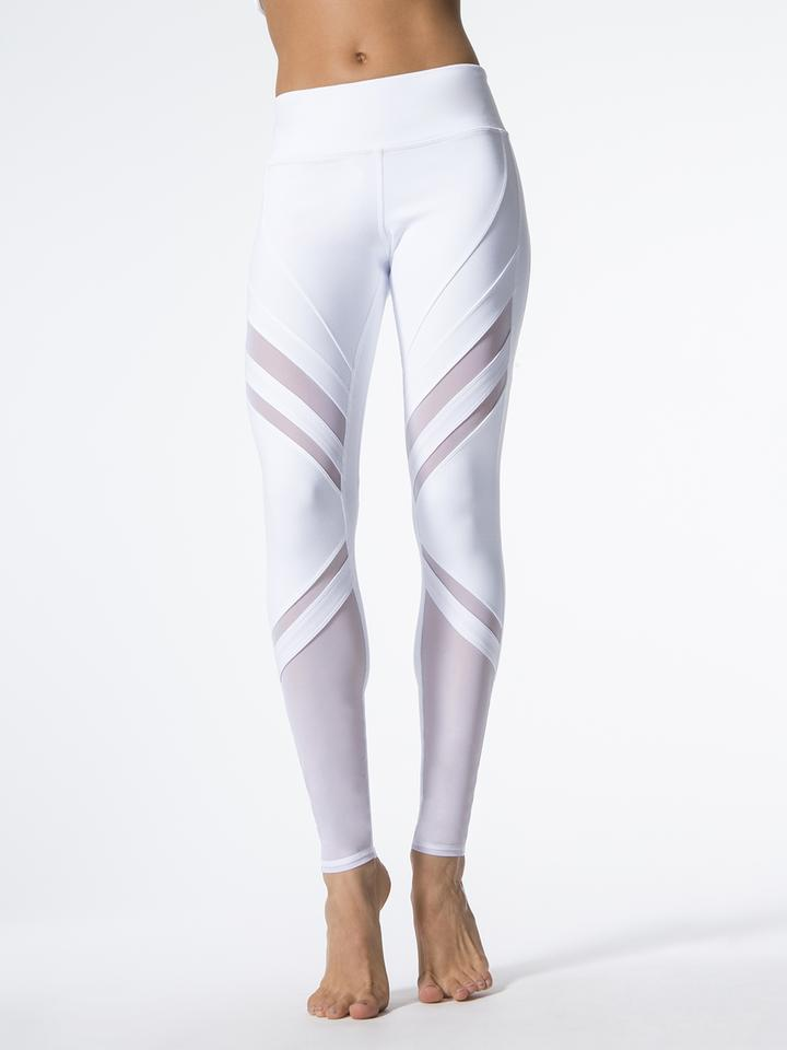 Epic Activewear Tags White Alo High New waist Leggings with Yoga n0Z8qZT