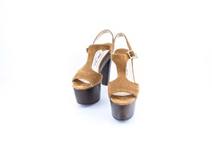 Jimmy Choo * Suede Whisky Sandals