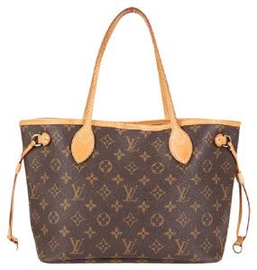 Louis Vuitton Monogram Neverfill Tote - item med img