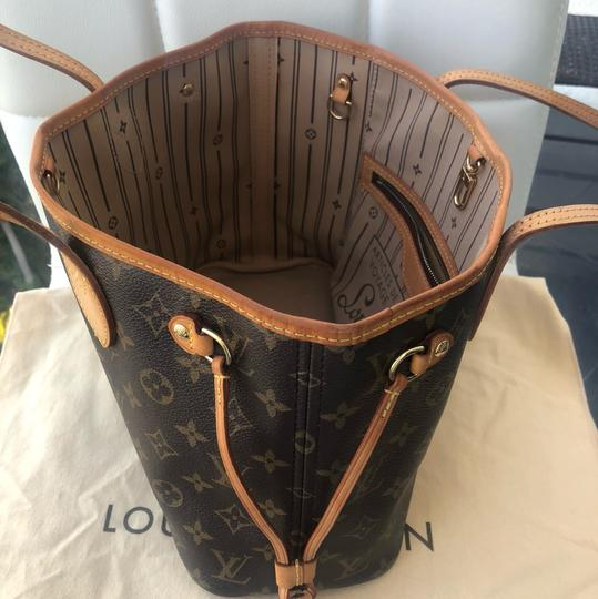 Louis Vuitton Monogram Neverfill Tote Image 10