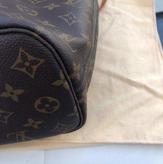 Louis Vuitton Monogram Neverfill Tote Image 3