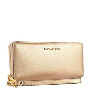 017809667b4a Added to Shopping Bag. Michael Kors Michael Kors Jet Set Travel Continental  Wallet Wristlet