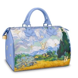 3cce0f8fe1dd Louis Vuitton x Jeff Koons Collection - Up to 70% off at Tradesy